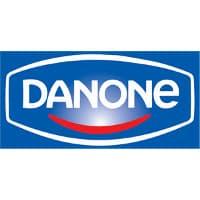 Logo da Danone
