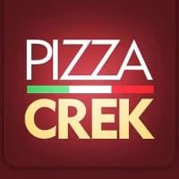 Logo da Pizza Creck