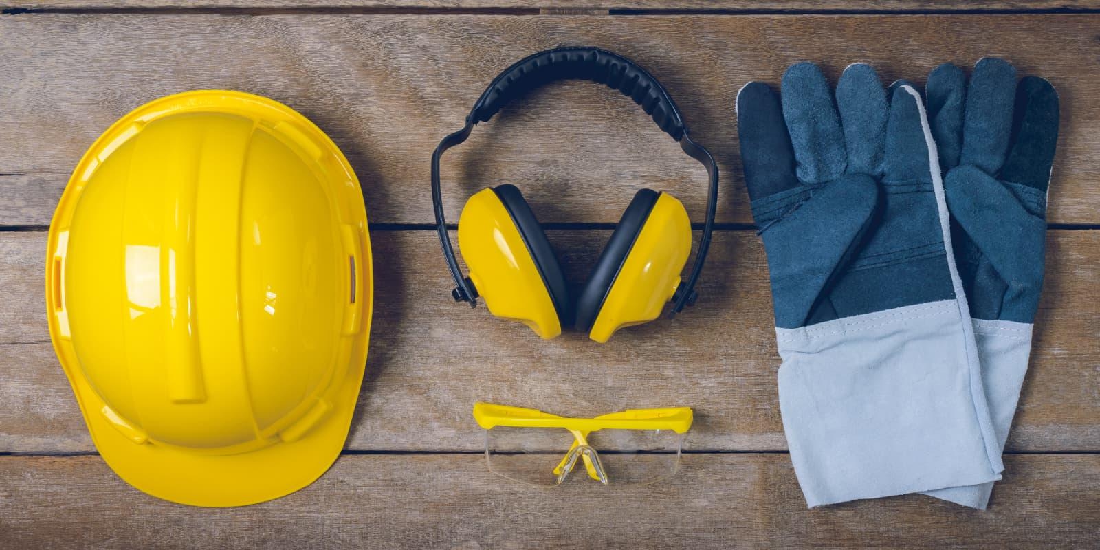 Insalubridade no trabalho: equipamentos de proteção.